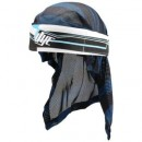 Dye Paintball Head Wrap Lines