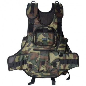 New Legion Paintball Battle Weste, camo